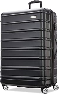Omni 2 Hardside Expandable Luggage with Spinner Wheels,...