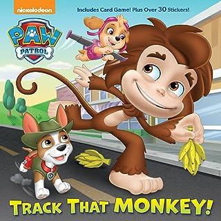Track That Monkey! (Paw Patrol)