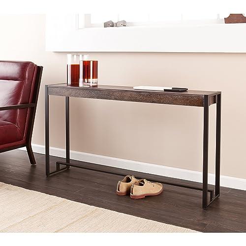 Magnificent Slim Console Table Amazon Com Inzonedesignstudio Interior Chair Design Inzonedesignstudiocom