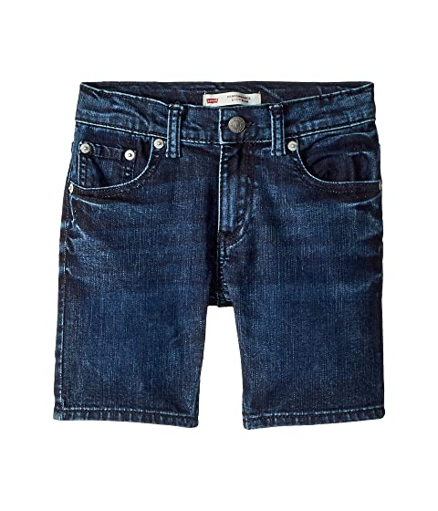 a11b3433e05520 Levi s® Kids 511 Slim Fit Performance Denim Shorts (Little Kids) at ...