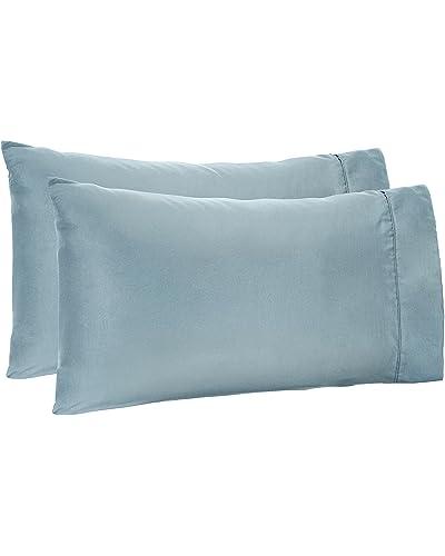 Two King Pillows Amazon Com
