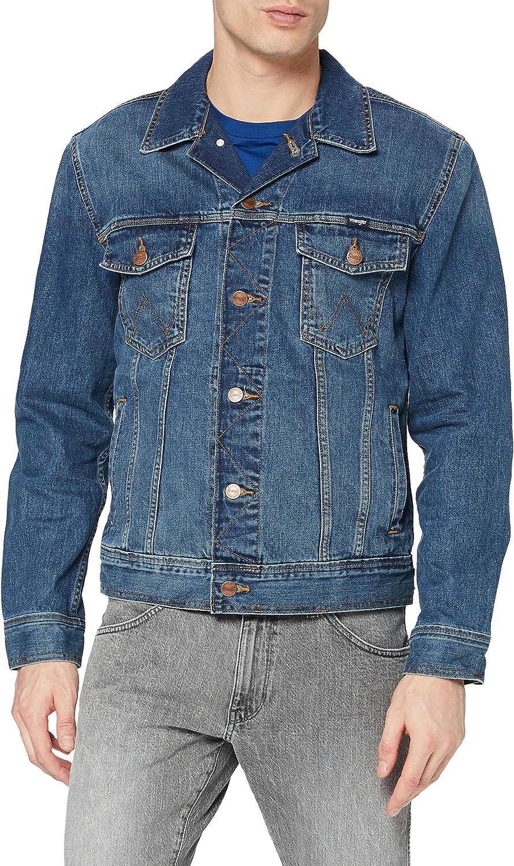 Wrangler Classic Denim Jacket Chaqueta para Hombre