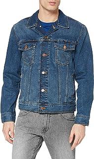 Wrangler Men's Classic Denim Jacket Jeans