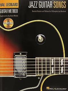 Jazz Guitar Songs: Hal Leonard Guitar Method Supplement