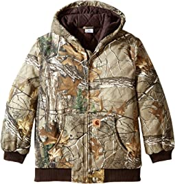 Carhartt Kids - Camo Active Jac (Big Kids)