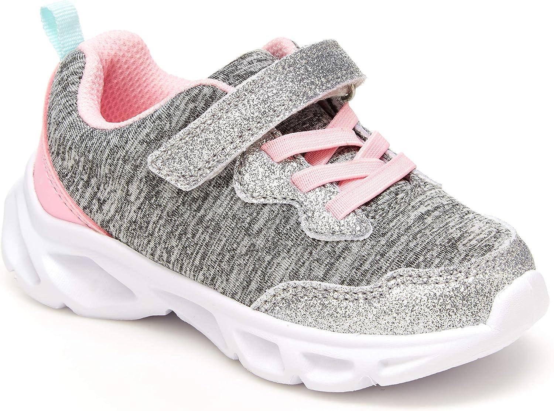 Max 58% Los Angeles Mall OFF Carter's Unisex-Child Porto Running Shoe