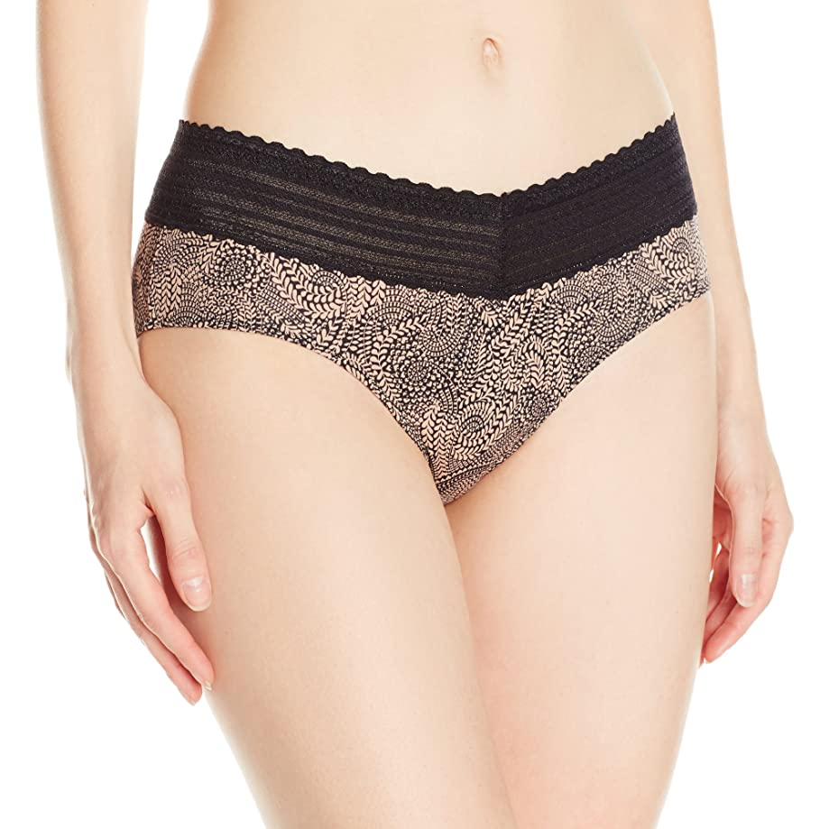 Warner's Women's No Pinches Lace Hipster Panty