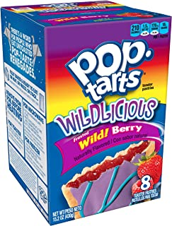 Best wild berry pop tarts ingredients Reviews