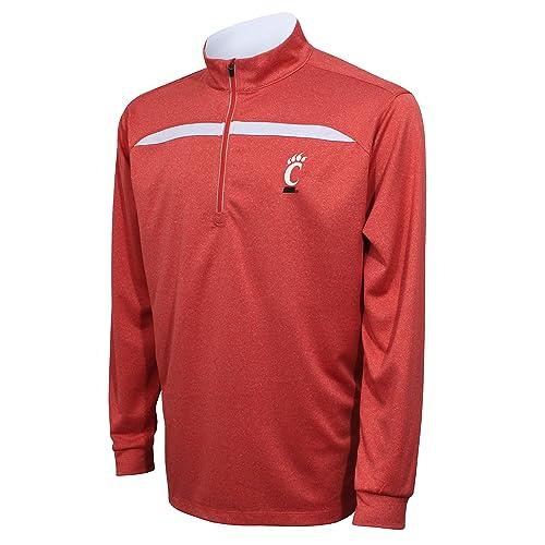 brand new 5ce89 3b658 Cincinnati Reds Sweatshirt: Amazon.com