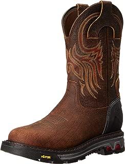 justin buffalo boots