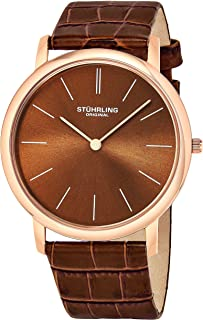 Stuhrling Original Men's Classic Ascot Watch # 601.3345K55