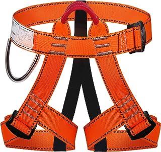 comprar comparacion ENJOHOS Arnés de escalada Cintura Protección de la cadera Cinturón de seguridad Medio cuerpo Cinturón de seguridad para es...