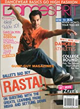 Dance Spirit Magazine September 2007 BALLET'S BAD BOY RASTA THOMAS ON GUESTING WITH THE GREATS, LEARNING FROM MISHA AND SETTLING DOWN Dancers Vs. Athletes DANCEWEAR BASICS GO HIGH FASHION