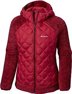 Columbia 女式 techy 混合羊毛夹克