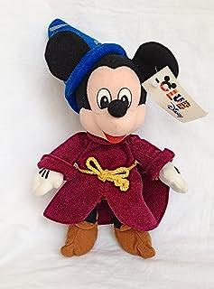 "Disney ""Fantasia"" Mickey Mouse Sorcerer Plush Bean Bag"