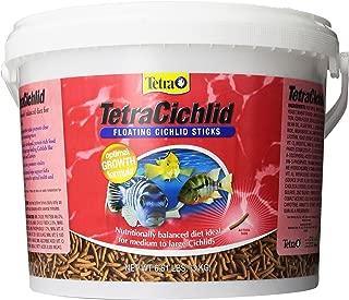 TetraCichlid Floating Cichlid Sticks for Medium / Large Cichlids