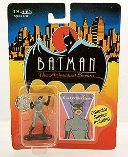 ERTL Batman Die Cast Metal Collectible Figure - Catwoman