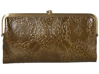 Hobo Lauren (Embossed Mistletoe) Clutch Handbags