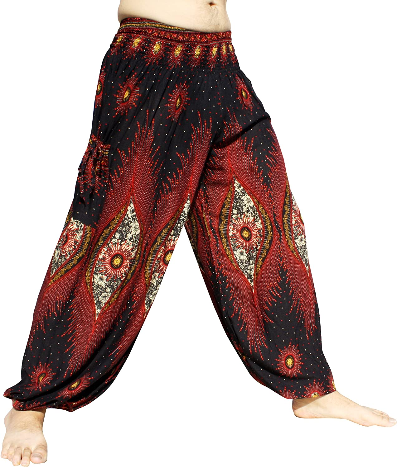 Full 4 years warranty Funk Alibaba Baggy Arabian Pants Waist Two Smock Ranking TOP11 and P with