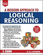 A Modern Approach to Logical Reasoning by R.S. Aggarwal (2019-20 Session)