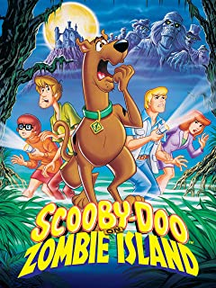 Scooby-Doo! On Zombie Island
