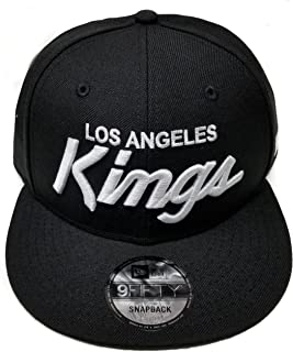 brand new 9554a 24176 New Era 9Fifty Los Angeles Kings Vintage Snapback
