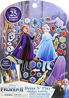 Frozen 2 Dress N Play