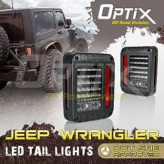 jeep tj tail lights led