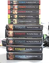 Pendragon 10 Book Set: 1. Merchant of Death, 2. Lost City of Fear, 3. Never War, 4. Reality Bug, 5. Black Water, 6. Rivers...