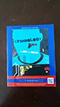 Criminology The Core Fifth Edition Instructor's Edition