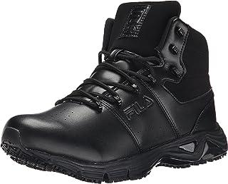 Fila Men's Memory Breach Slip Resistant Work Boot
