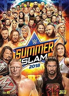 WWE: SummerSlam 2018 (DVD)