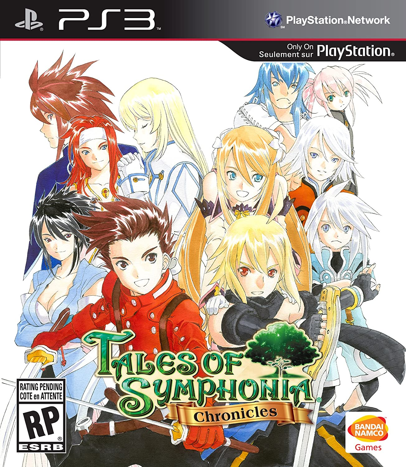 Tales of Symphonia Chronicles 67% OFF of fixed price - Fashionable 3 Playstation