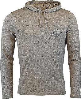 Ralph Lauren Polo Men's Long Sleeve Graphic Jersey Hoodie