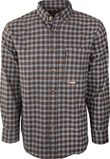 Waterfowl Autumn Brushed Twill Large Brown/Blue