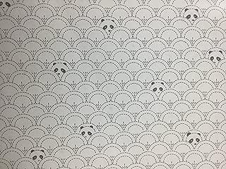 Hidden Panda - Cottonbud - Pandalicious by Katarina Roccella for Art Gallery Fabrics - Premium Cotton