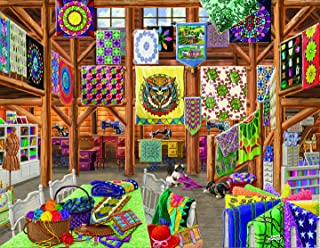 puzzles with large pieces for seniors