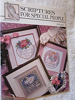 Scriptures for Special People - 19 Cross Stitch Designs