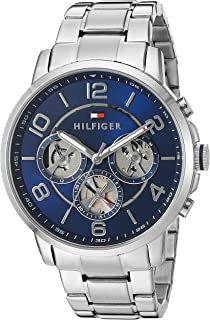 Tommy Hilfiger Casual Watch For Men Analog Stainless Steel - 1791293