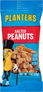 Planters Single Serve Salted Peanuts (1 oz Bags, Pack of 144)