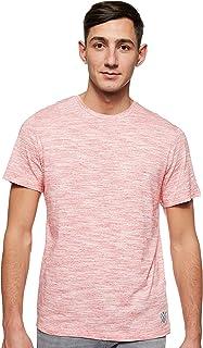 Tom Tailor Men's Basic Two Tone T-Shirt