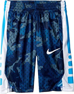 Dry Elite Printed Basketball Shorts (Little Kids/Big Kids)