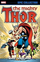 Thor Epic Collection: War Of The Pantheons (Thor (1966-1996) Book 16)