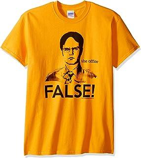 تي شيرت رجالي Dwight False The Office من T-Line