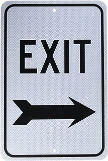 NMC TM80J Traffic Sign, Legend