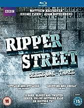 Ripper Street Series 1-3  Ripper Street - Series One, Two & Three 24 Episodes Reg.A/B/C United Kingdom