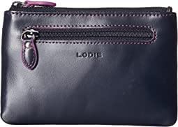 Lodis Accessories - Audrey Under Lock & Key RFID Bev Cards Keys Coins Pouch