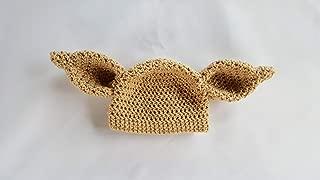 dobby hat crochet