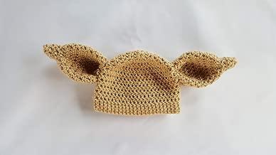dobby hat crochet pattern