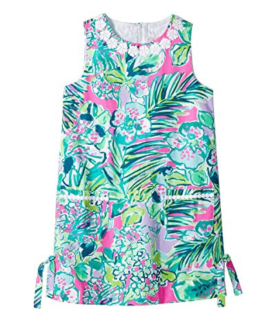 Lilly Pulitzer Kids Little Lilly Classic Shift Dress (Toddler/Little Kids/Big Kids) (Multi Early Bloomer) Girl